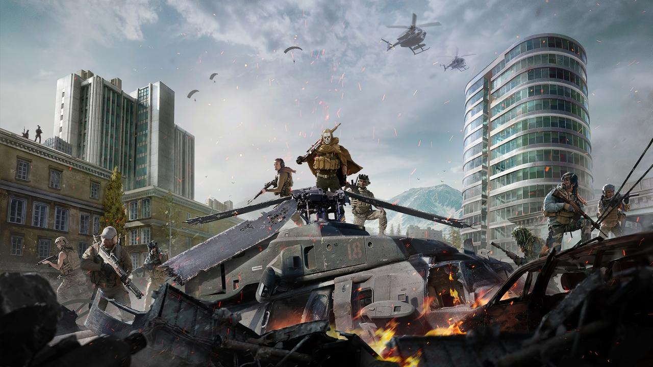 فصل چهارم Modern Warfare