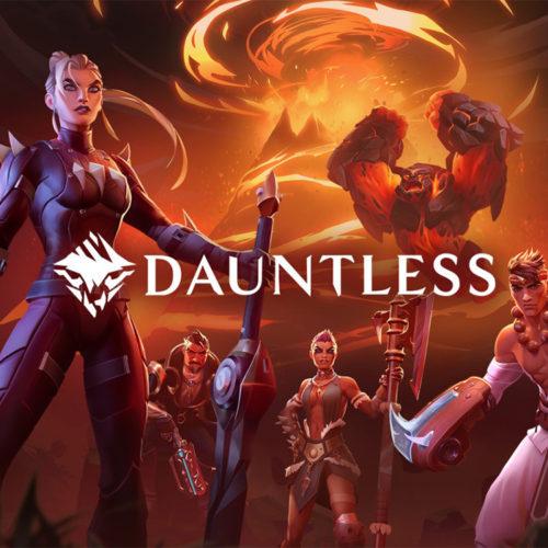 بهروزسانی بازی Dauntless