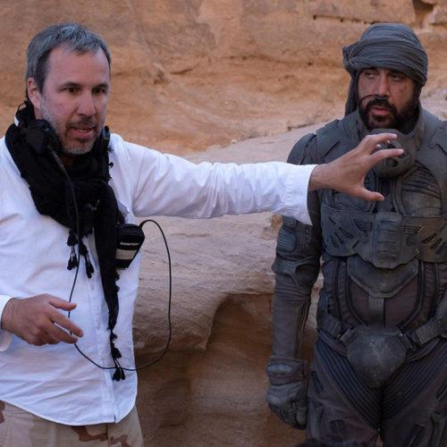 فیلمبرداری Dune