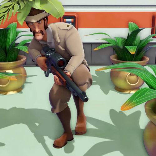 نخستین تریلر گیمپلی Evil Genius 2: World Domination