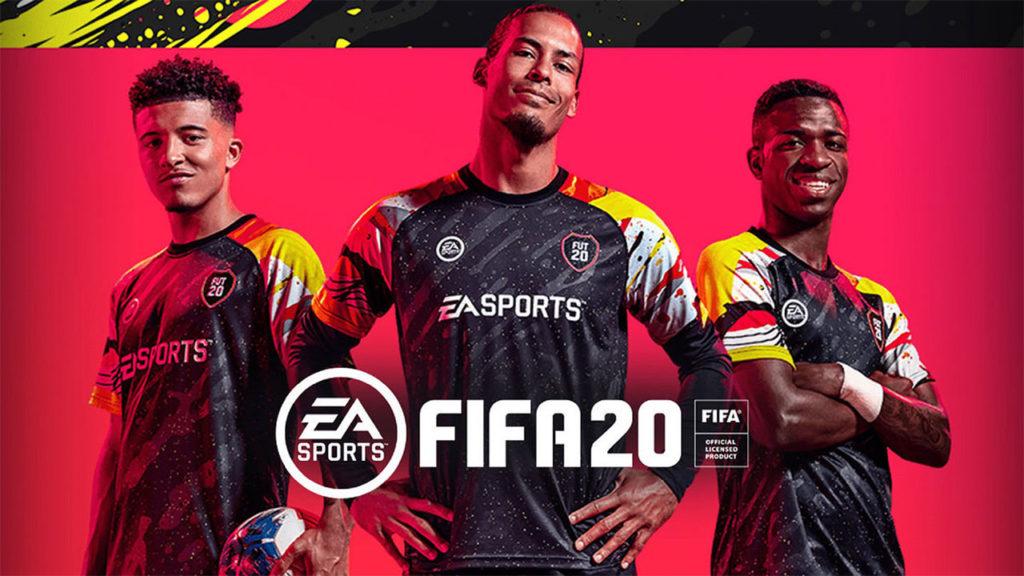 خرید بازی FIFA 20