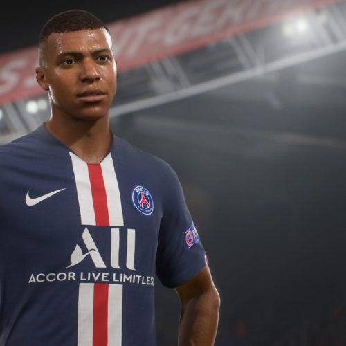 بازی FIFA 21 نسل بعدی