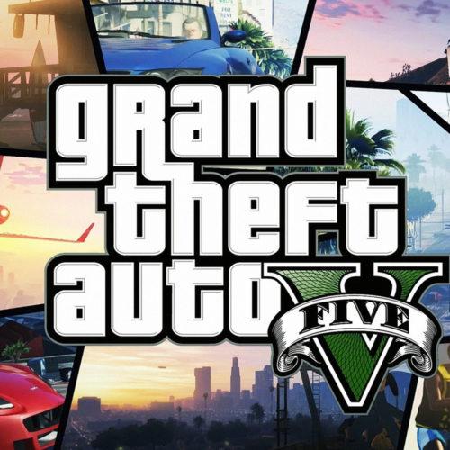 بازی ماجراجویی GTA V