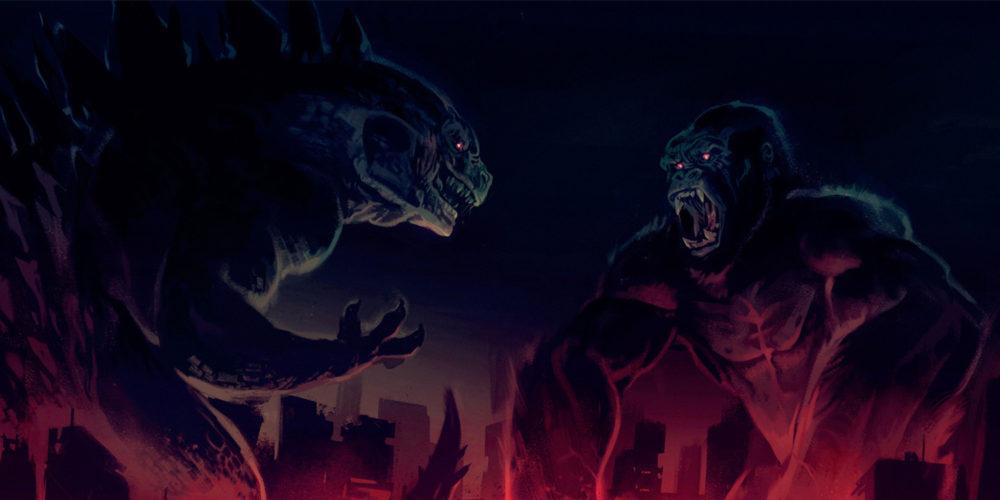 جانکی ایکس ال، آهنگساز Godzilla vs. Kong
