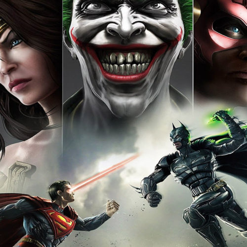 دانلود بازی Injustice: Gods Among Us
