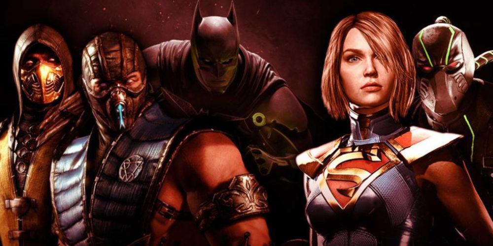 بازیهای Injustice و Mortal Kombat