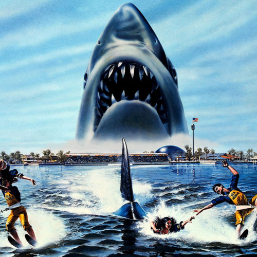 کارگردانی Jaws 3-D