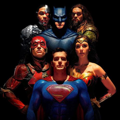 تصویر جدید اسنایدر کات Justice League