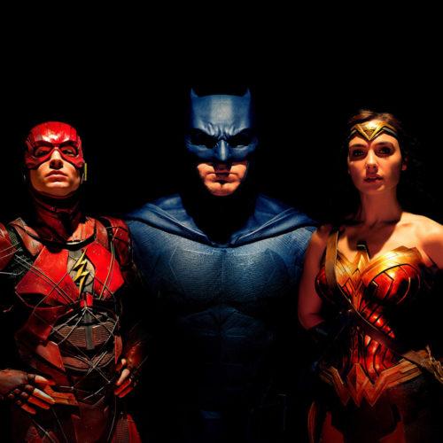 کارگردانی Justice League