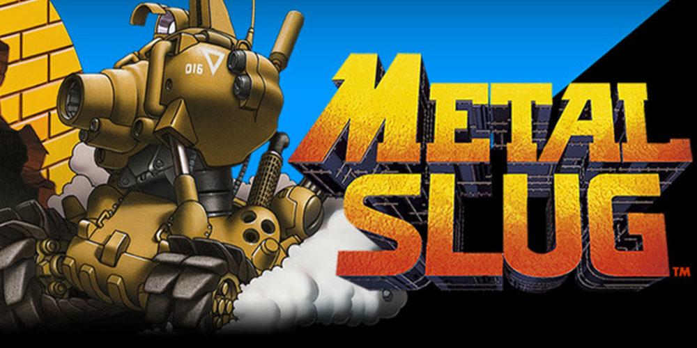 بازی Metal Slug