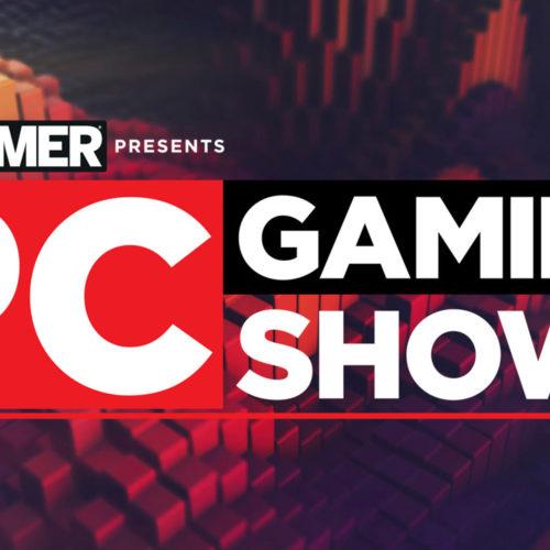 رویداد PC Gaming Show 2020