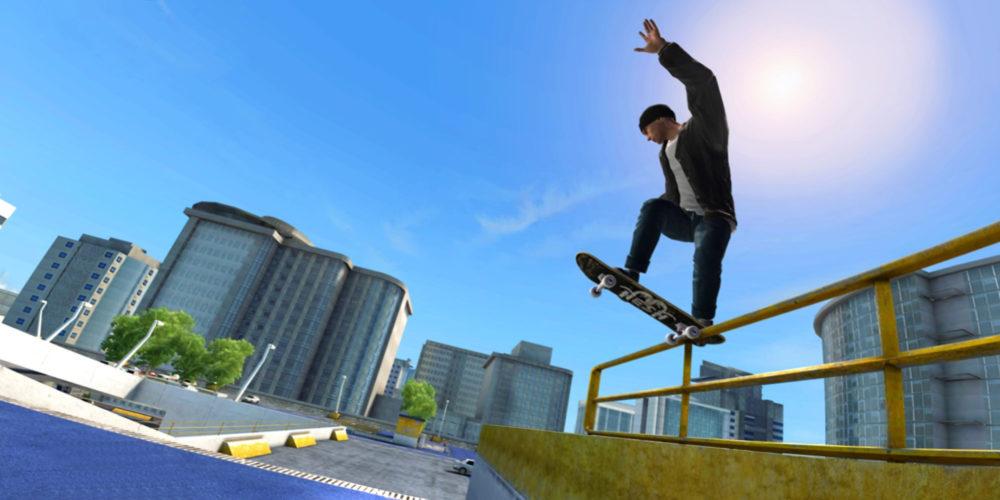 ساخت Skate 4