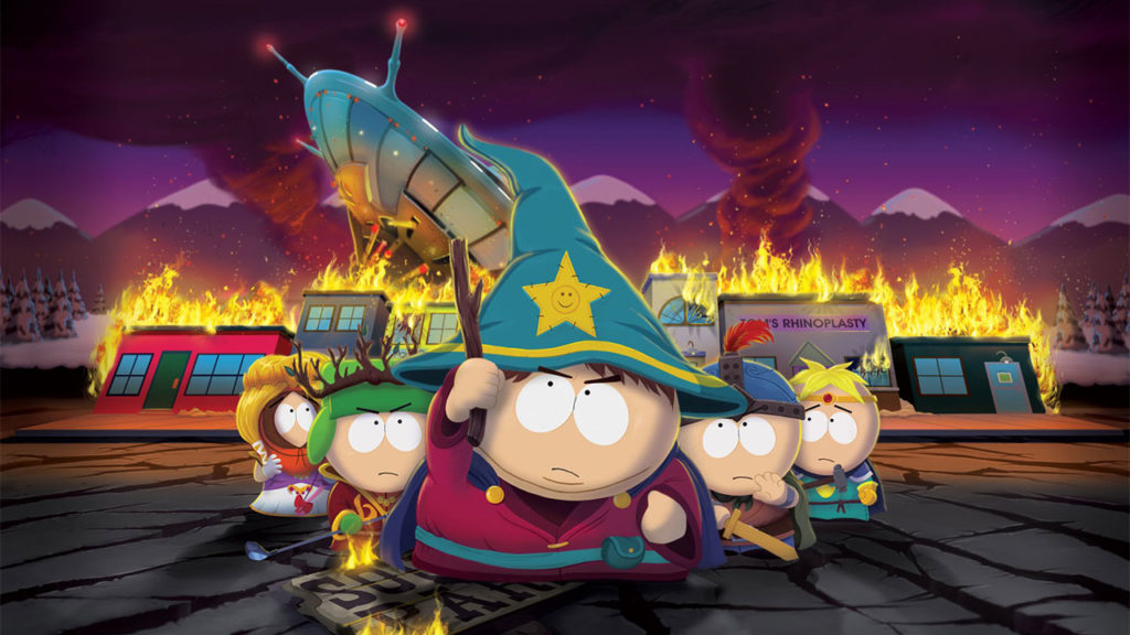 دانلود و خرید بازی South Park: The Stick of Truth
