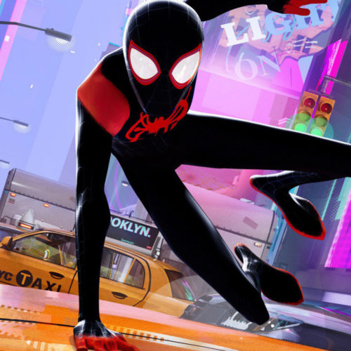 دنباله‌ی Spider-Man: Into The Spider-Verse
