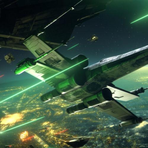 تریلر بازی Star Wars: Squadrons