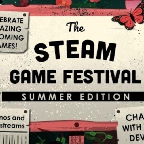 رویداد تابستانی Game Festival