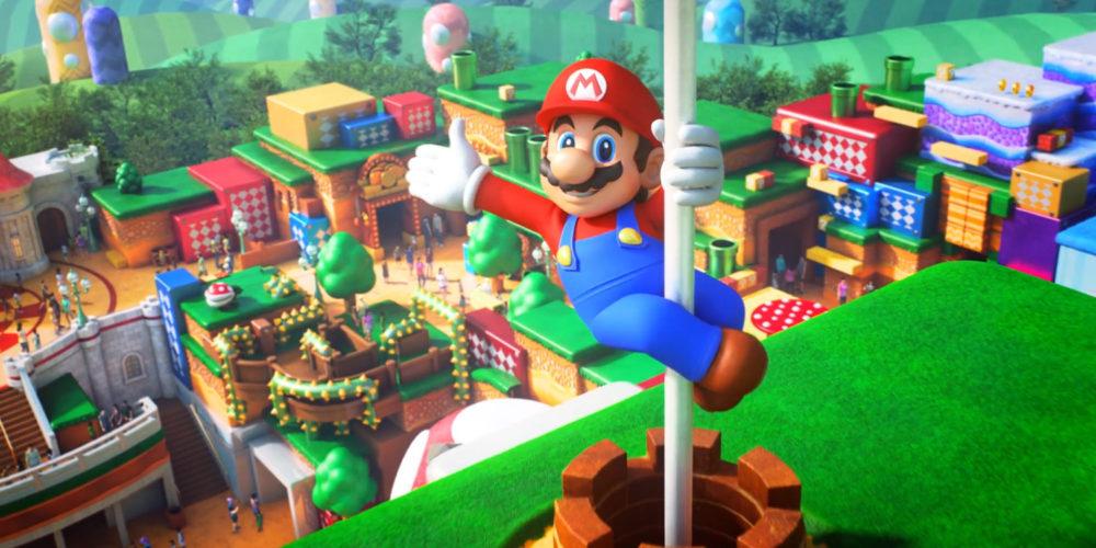 پارک Super Nintendo World