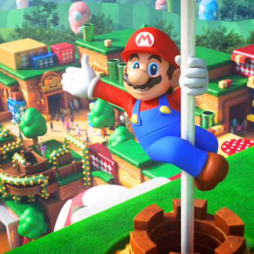 پارک Super Nintendo World
