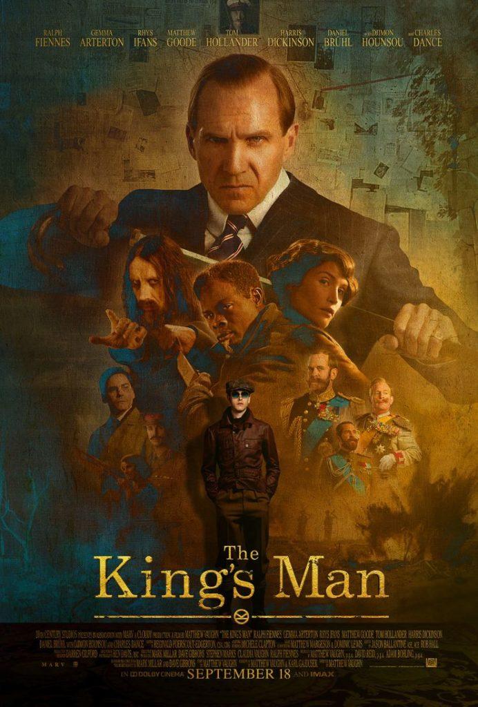 دومین تریلر The King's Man