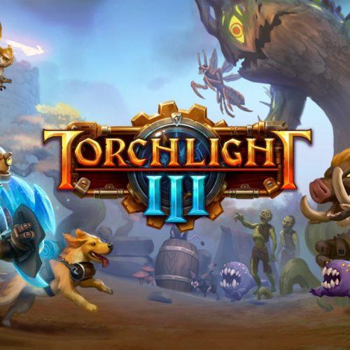 تریلر بازی Torchlight 3