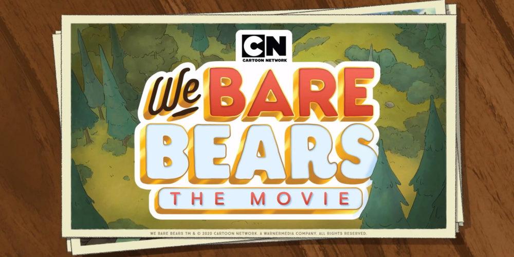 عرضهی دیجیتالی We Bare Bears: The Movie