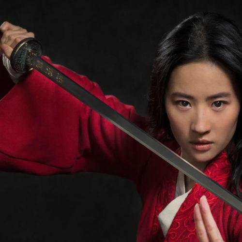 اکران Mulan