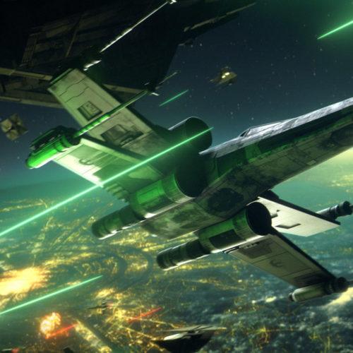 گیمپلی بازی Star Wars: Squadrons