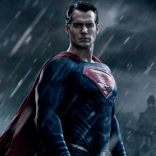 نقش سوپرمن