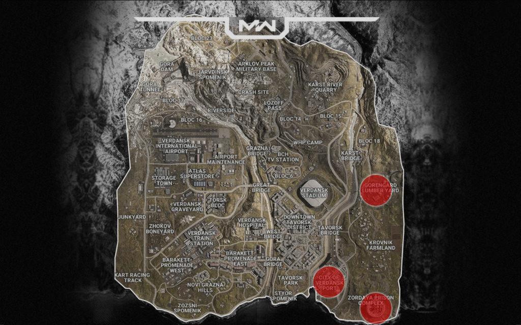 راهنمای Call of Duty: Warzone