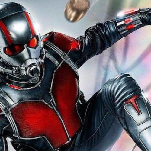 ساخت فیلم Ant-Man 3