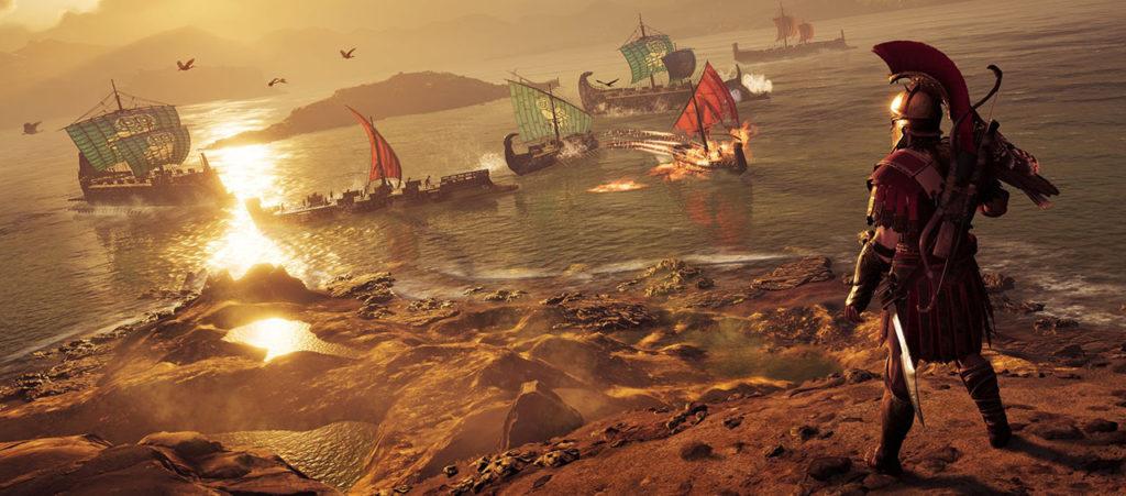 سیستم مورد نیاز Assassins Creed Odyssey