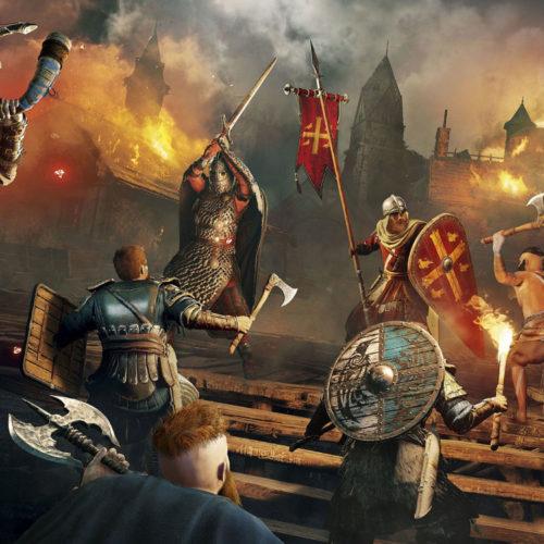 تاریخ انتشار بازی Assassin's Creed Valhalla