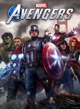 کاور بازی Avengers