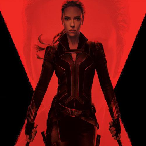 طرحهای تبلیغاتی فیلم Black Widow