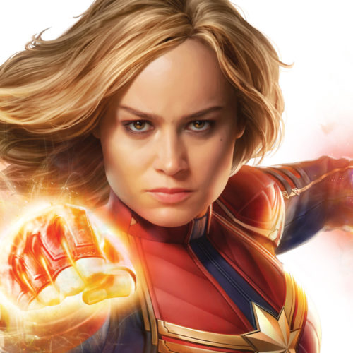 داستان Captain Marvel 2