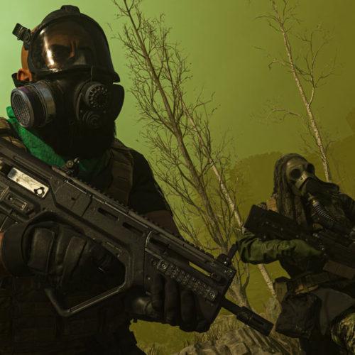 آپدیت Call of Duty: Warzone