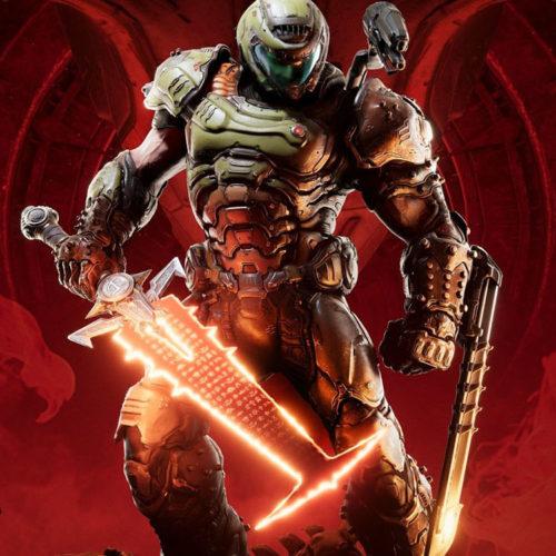 تاریخ عرضهی نسخهی نینتندو سوییچ Doom Eternal