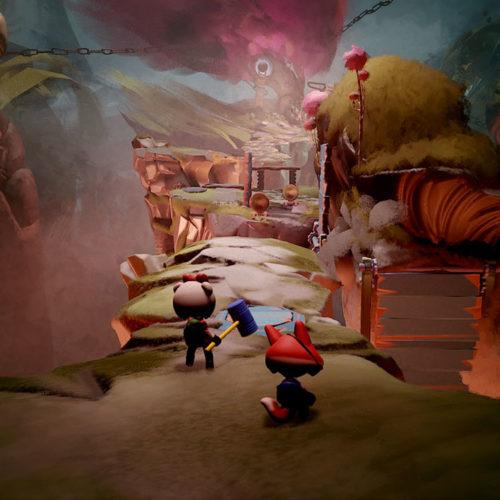 واقعیت مجازی بازی Dreame