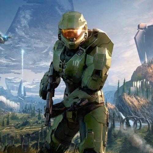 تریلر گیمپلی بازی Halo Infinite
