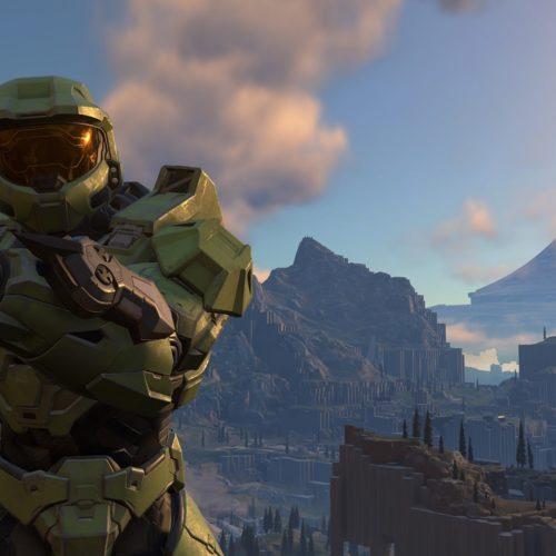 کوآپ آفلاین بازی Halo Infinite