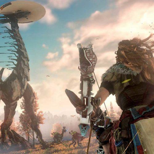 بازی Horizon Zero Dawn صدرنشین فروش استیم