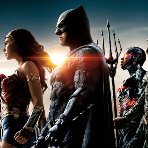 تهیهکنندهی Justice League