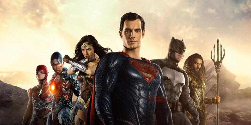 ساخت اسنایدر کات Justice League
