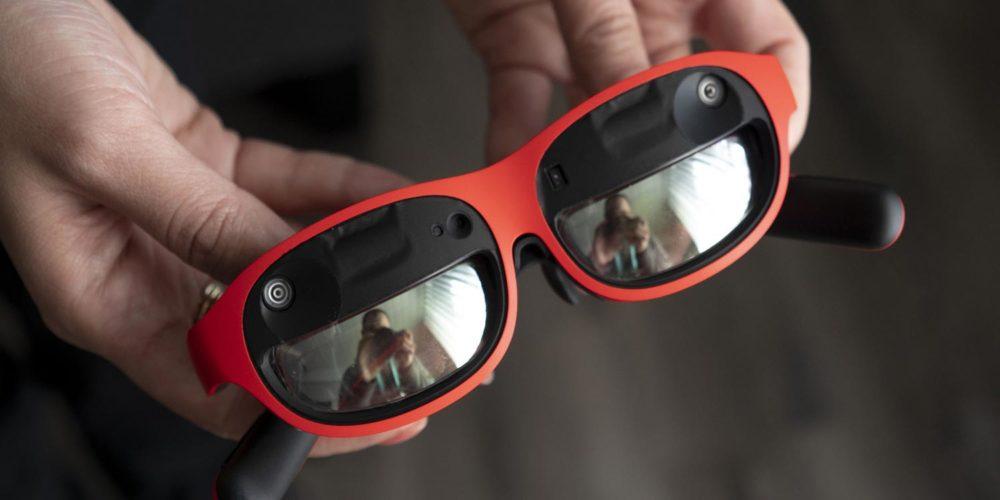 الجی عینک واقعیت افزوده