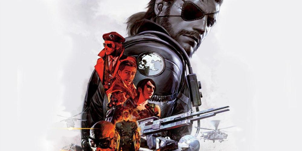 کانسپت آرت فیلم Metal Gear Solid
