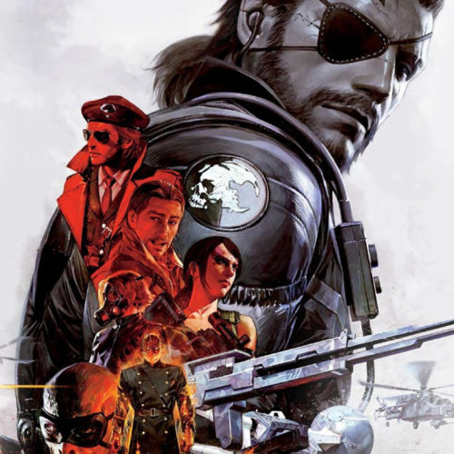 کانسپت آرت فیلم Metal Gear Solid