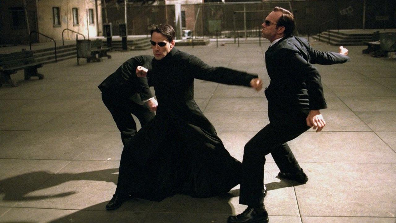 دنبالههای The Matrix