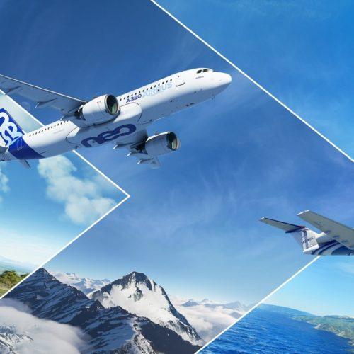 تاریخ انتشار Microsoft Flight Simulator