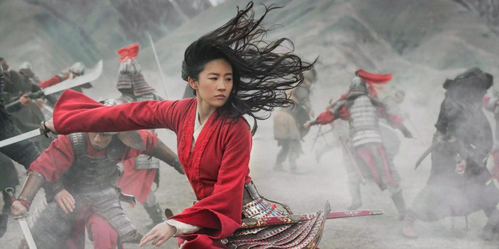 زمان اکران Mulan