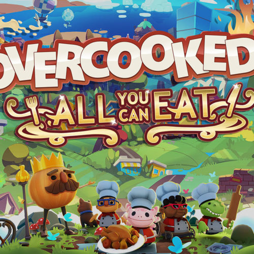 بازی Overcooked! All You Can Eat برای PS5 و Xbox Series X